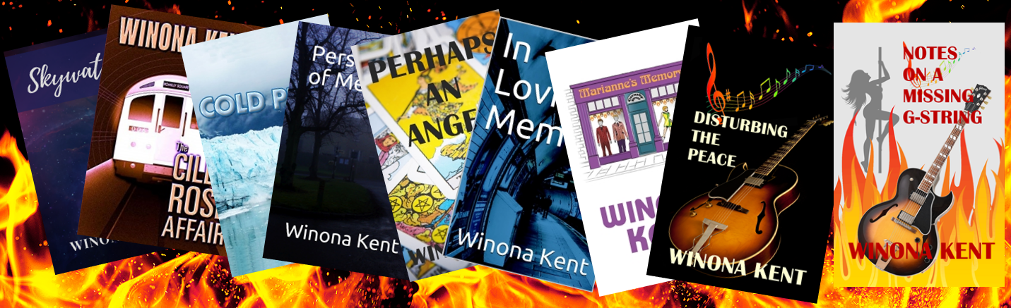 Winona Kents Books
